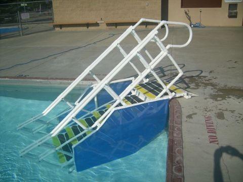 Aquatrek Pool Transfer Platform Free Shipping