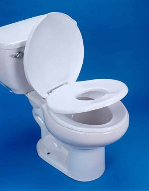 Pediatric Special Needs Adaptive Toilet Support System